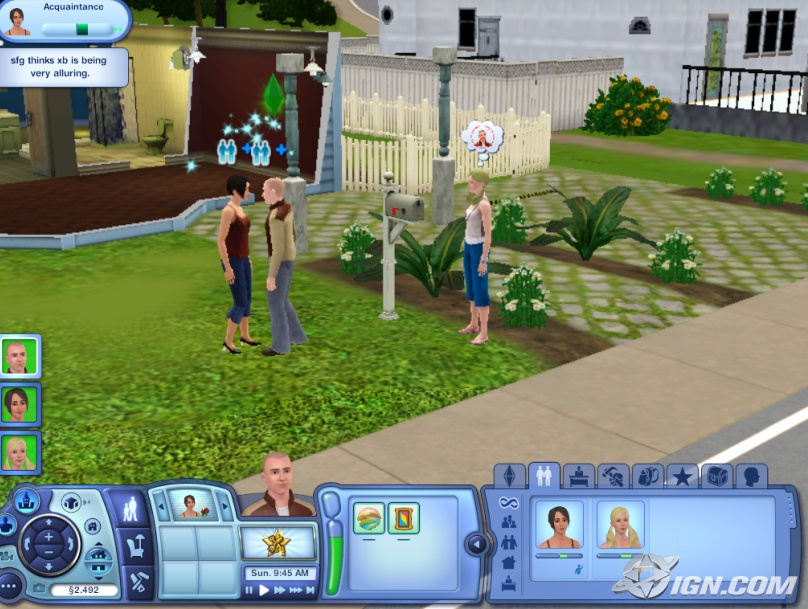 Sims 3 screenshot